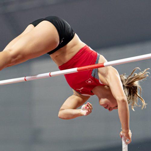 Angelica Moser qualifiziert sich für den Final!