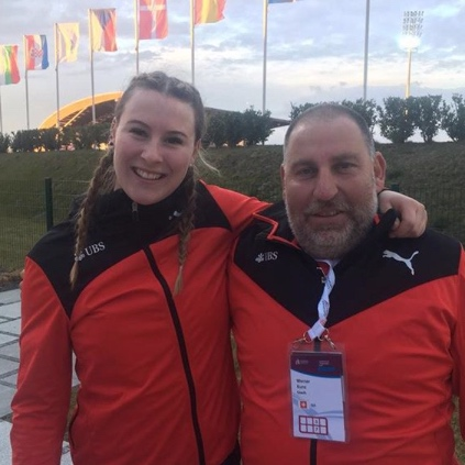 European Throwing Cup – Chantal wirft 52,10m!