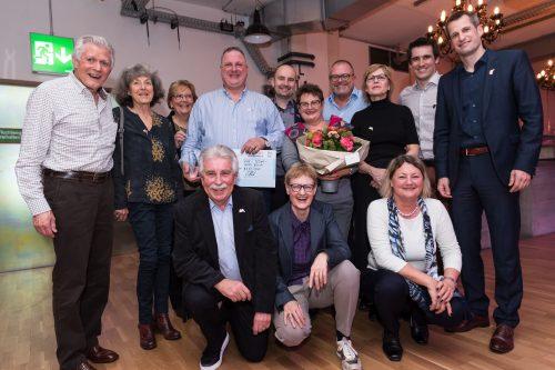 Ricky Petrucciani erhält den Sportpreis der Stadt Zürich