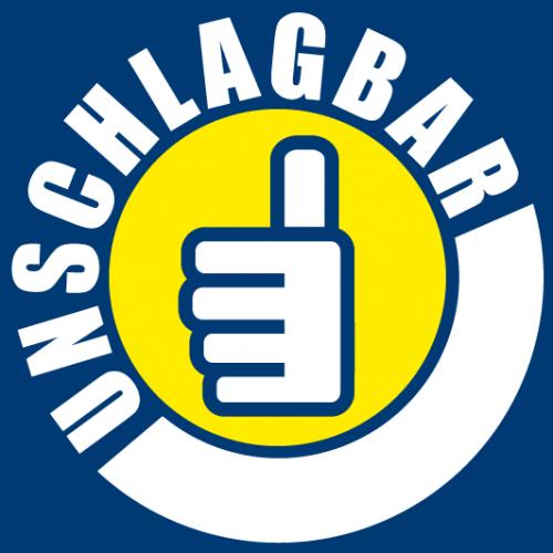 Logo UNSCHLAGBAR