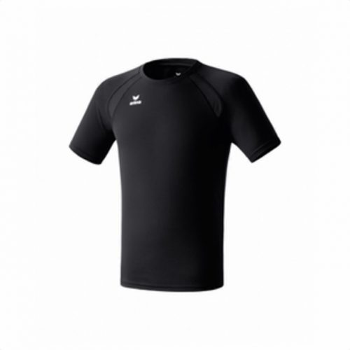 Portrait Performance T-Shirt schwarz