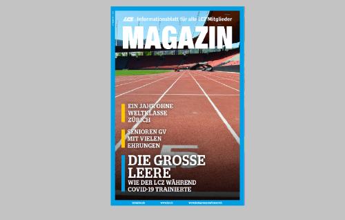 LCZ Magazin in neuem Kleid