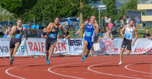 Patrick Saile wird Sprinttrainer beim LC Zürich