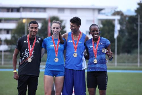 4x400m Mixed Staffel ist Team des Jahres!!!
