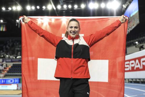 Angelica Moser ist Europameisterin!
