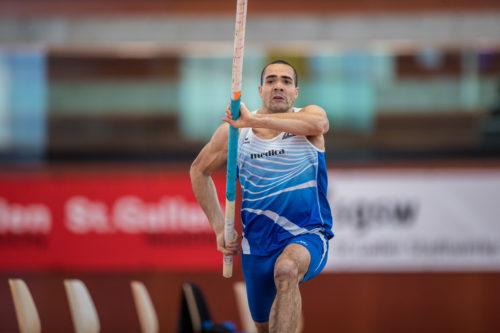 Dominik Alberto springt 5,60m!