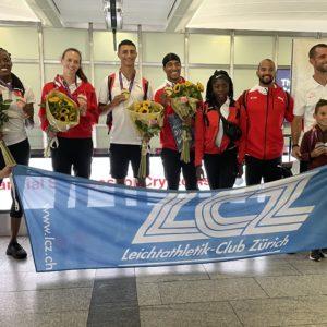 Grandiose U23 EM – Vier Medaillen!!!!